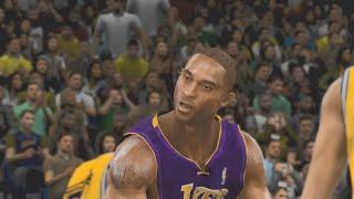 NBA 2K9 - Lakers vs Warriors
