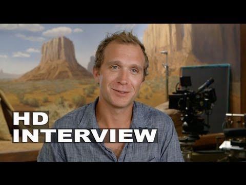 The Lone Ranger: Justin Haythe, Co-Screenwriter, On Set Interview