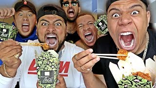 EPIC SPICY FOOD CHALLENGE!!