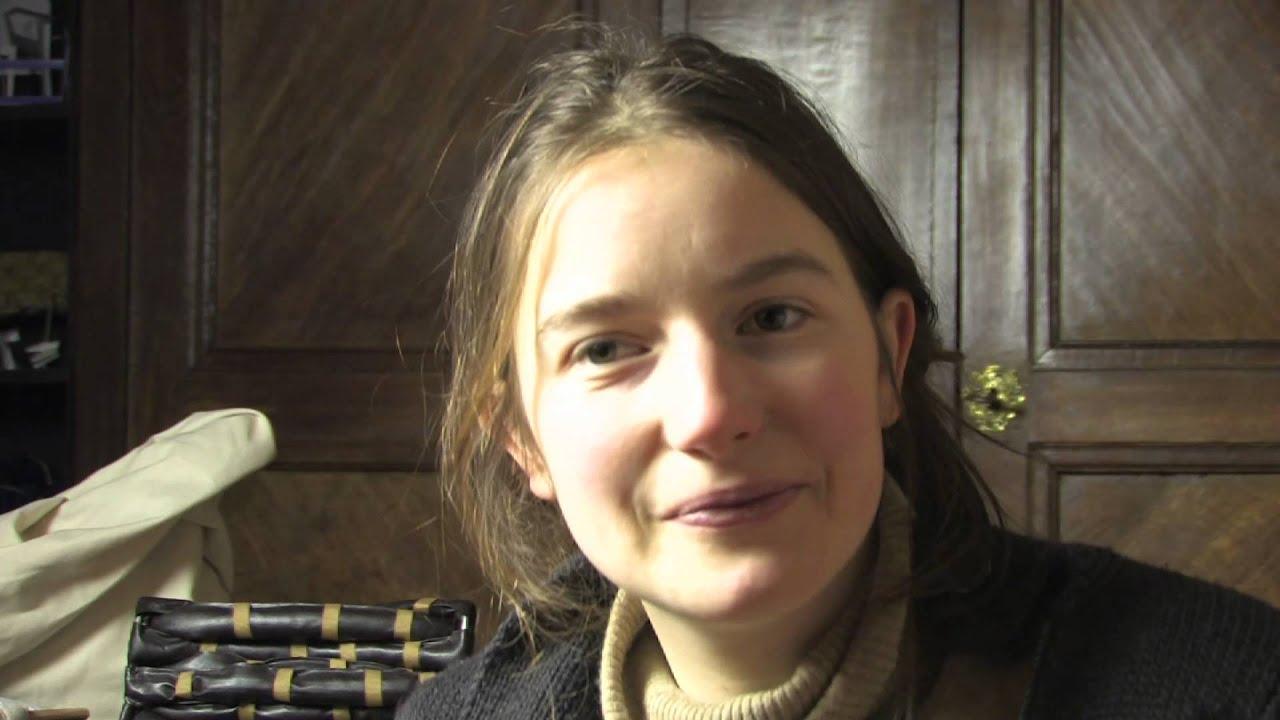 portrait de marie aurore stiker metral laur ate audi talents awards 2009 cat gorie design. Black Bedroom Furniture Sets. Home Design Ideas
