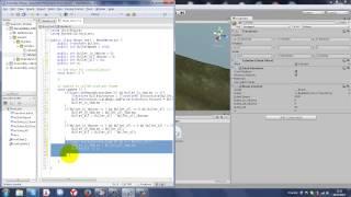 Unity3d.4 урок (4 урок по созданию шутера, создание перезарядки по нажатию на клавишу).