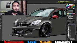 Awesome MODS on HONDA BRIO || MUST WATCH ||