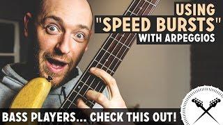 "Using ""Speed Bursts"" with Arpeggios /// Scott"