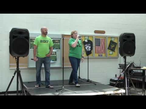 Teacher Karaoke 2016