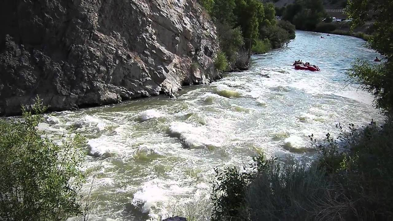 H2O Fluvial river conditions for h2o overdrive summer series 2012 - youtube