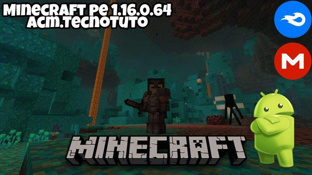 descargar minecraft pe gratis para android ultima version