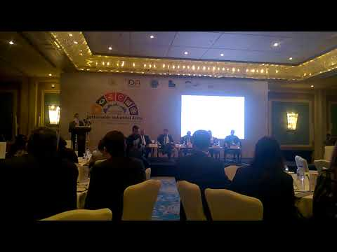 sustainable industrial areas conference in Egypt