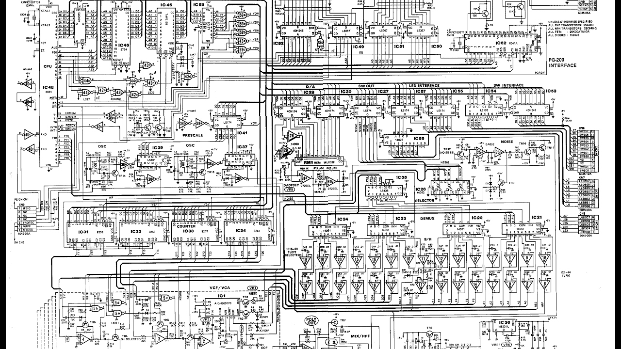 Easily Find Schematics For Anything - YouTube