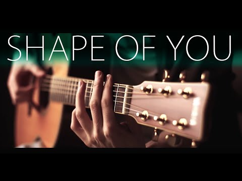 Ed Sheeran - Shape of you (Acoustic guitar)