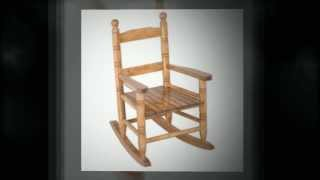 Classic Childs Porch Rocking Chair