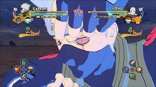 Naruto Ultimate Ninja Storm 3 Full Burst MODS - Naruto Ultimate Ninja Storm 3 Full Burst EMS Rinnegan Kakashi Mod Gameplay (PC w SweetFX)