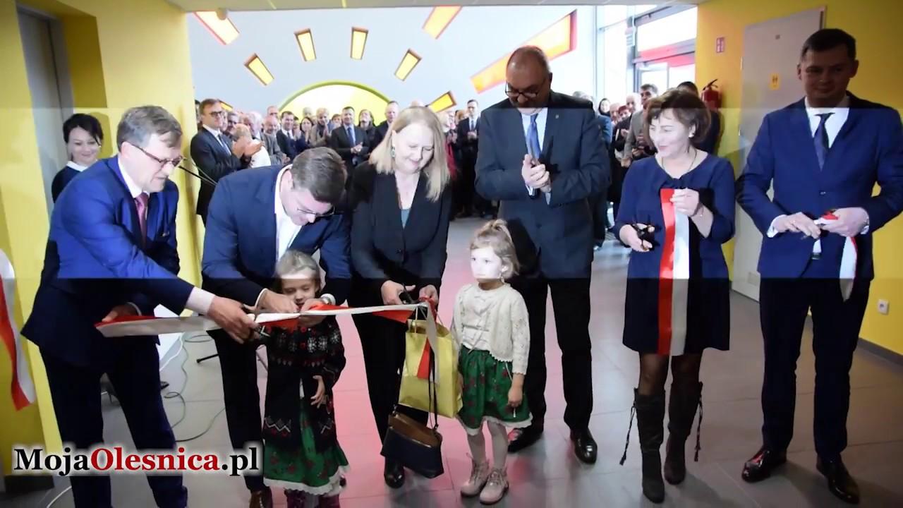 9.01.2017 Dobroszyce – otwarcie przedszkola