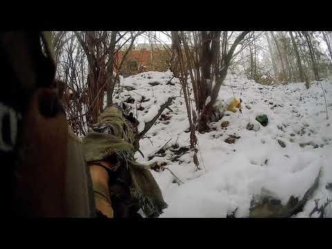 Хардбол. Симбирский рубеж 1.5 Геймплей снайпера