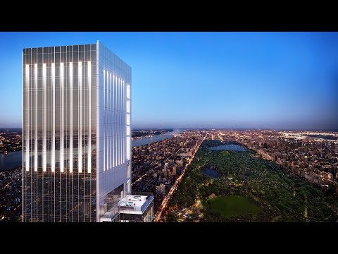 Building New York's $200M Apartment