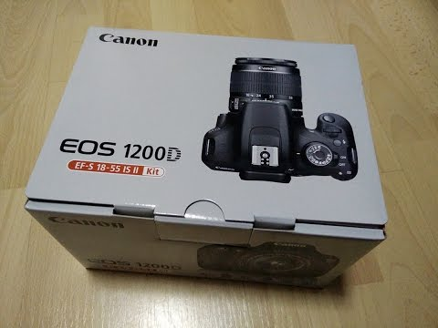 CANON EOS 1200D | REBEL - T5 | UNBOXING - [HINDI]