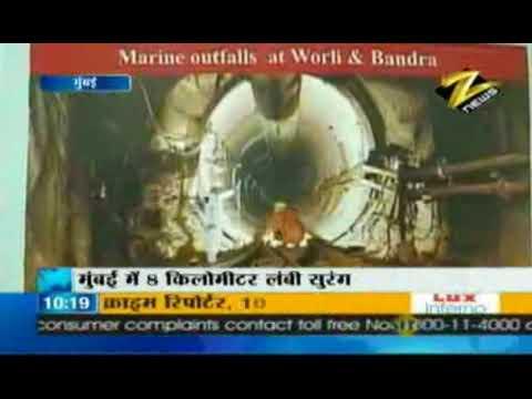 Bulletin # 2 - BMC plans 8 km new sewage pipeline in Mumbai Nov. 05 '09