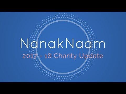 2017-18 Charity update