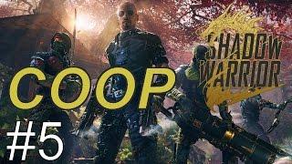 Lets COOP Shadow Warriors 2  - #5 - german gameplay