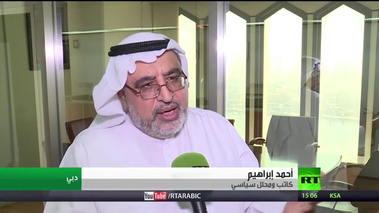 الكاتب الإماراتي أحمد إبراهيم في حوار تلفزيوني عن قرار دولة الإمارات إستضافة اللاجئين السوريين