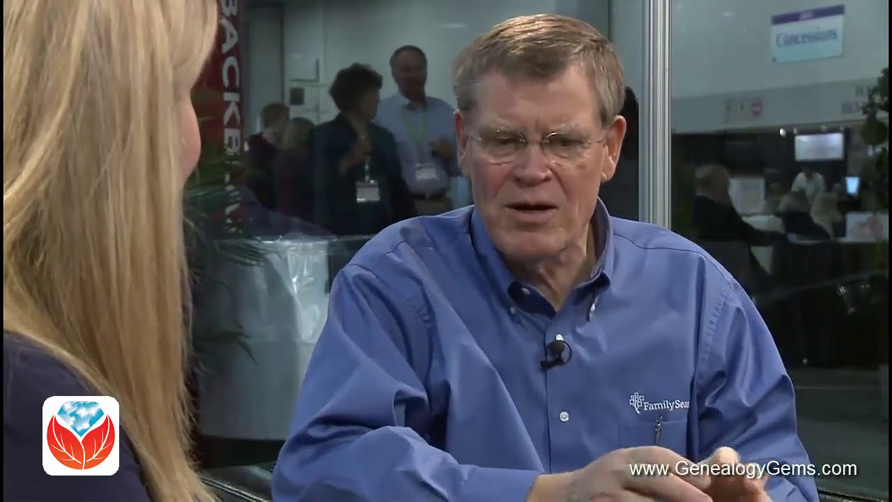 Genealogy, FamilySearch and RootsTech 2014 with Dennis Brimhall