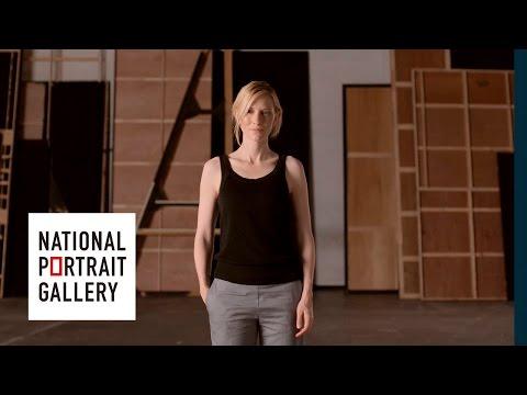 Portrait Story   Cate Blanchett by David Rosetzky