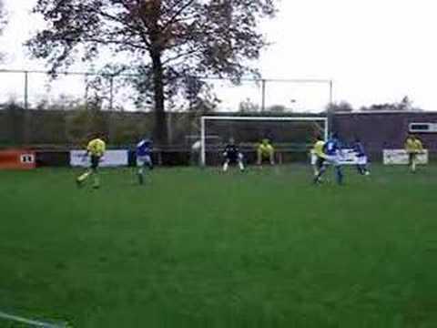 Rillandia - Colijnsplaatse Boys 1-0 (Arjan Koopmans)