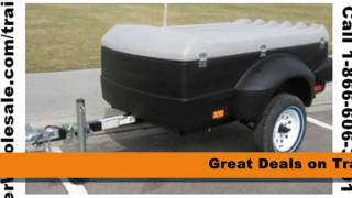 Brand New Enclosed Mini Cargo Utility Trailers For Sale