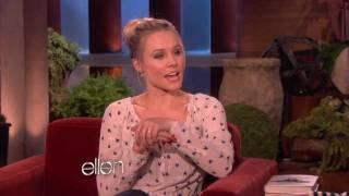 Kristen Bell39s Sloth Meltdown