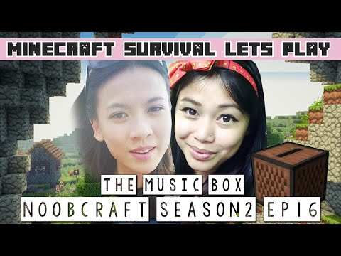 THE MUSIC BOX | Noobcraft Season 2 Ep. 16 - Minecraft Survival Let's Play