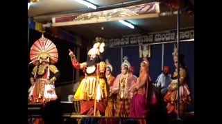 Yakshagana saligrama mela, Yaji bheeshma