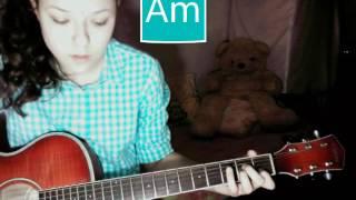МакSим - Мама-кошка   Разбор на гитаре