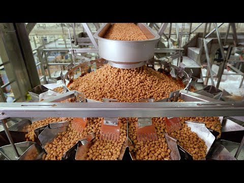 Locally Grown- Fisher Nuts, Elgin, IL