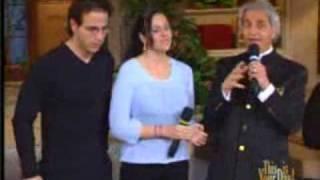 Benny Hinn with Jessica Hinn & Michael Koulianos & Natasha Hinn