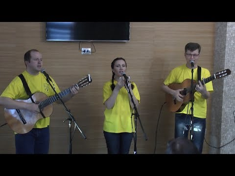 «Трио из Сарова» в Арзамасе