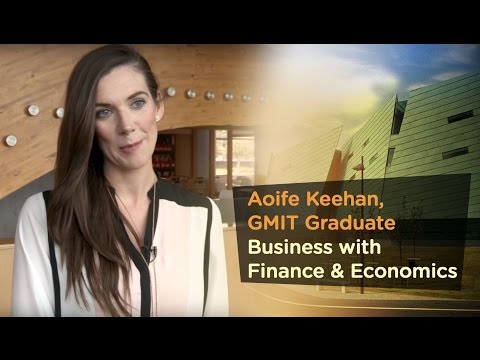 Graduate Business with Finance and Economics GA185 - Galway Mayo Institute of Technology - GMIT