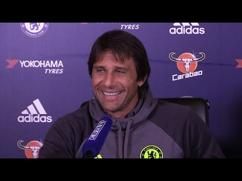 Antonio Conte Full Pre-Match Press Conference - Hull City v Chelsea