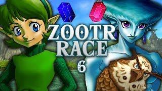 RANDOMIZED ZELDA: Ocarina of Time Race - Part 6  [Biggoron Sword]