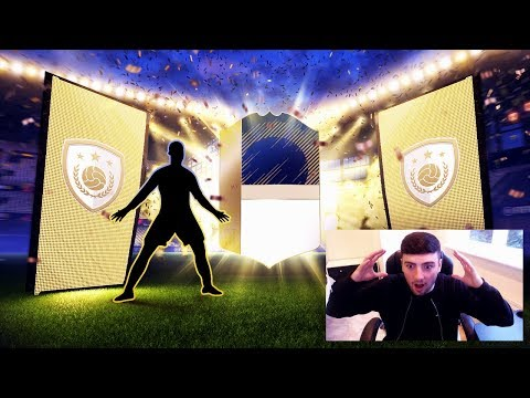 FIFA 18 | OMFG I PACKED AN ICON 😱 FIFA 18 ICON IN A PACK 🔥