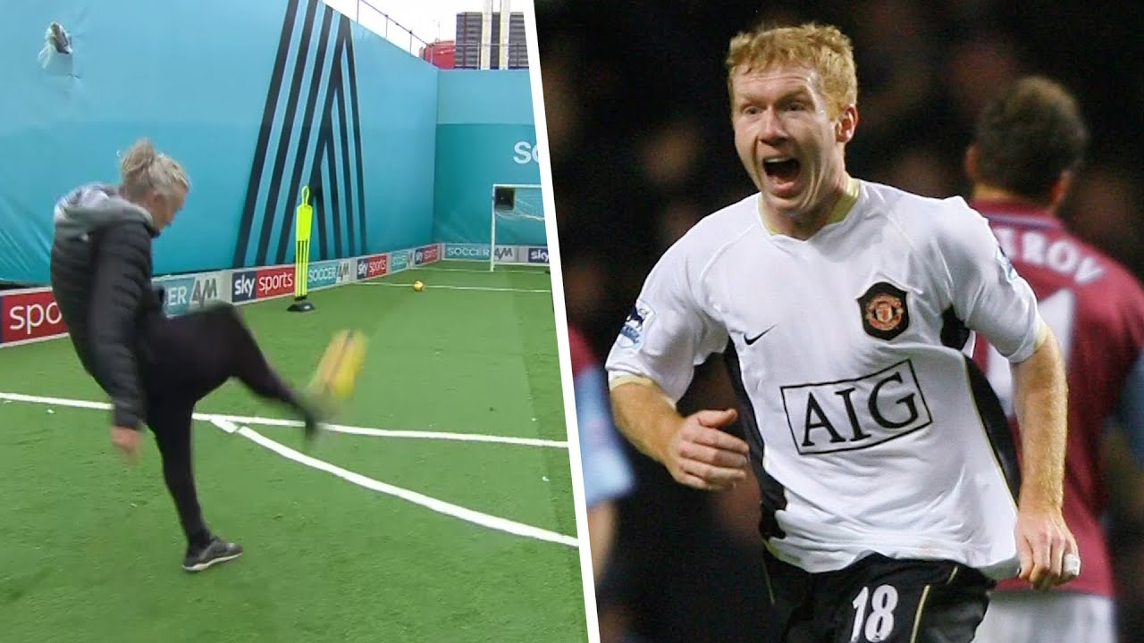 BULLARD NAILS TOP BINS?! ???????? | Sunday League Hacks | Paul Scholes Goal Recreations