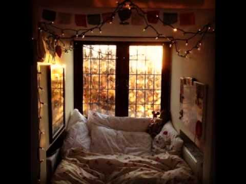 Hippie bedroom decorating ideas - YouTube