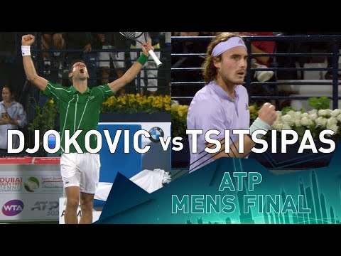Djokovic and Tsitsipas are ready to rumble