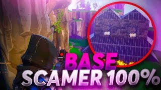 🔥NEW BASE for SCAMEAR, 99.99% DO NOT KNOW #10🔥 - Fortnite Save the World