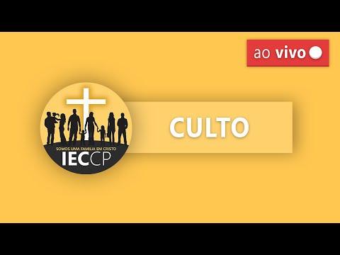 IECCP CULTO ONLINE - 18/12/2016
