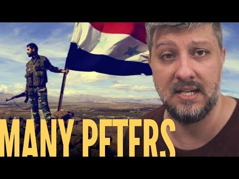 Assad v. Imperialism? (MANY PETERS №26)
