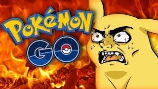 Pokemon GO - MEGA RANT! - Updates REMOVING FEATURES!