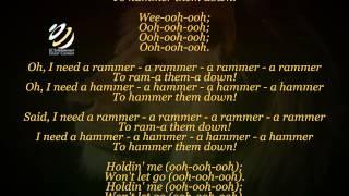 """Bob Marley """"Hammer"""" (Lyrics-Letras)"""