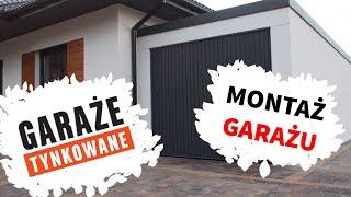 Garaze-tynkowane.pl | Garaż tynkowany | Montaż