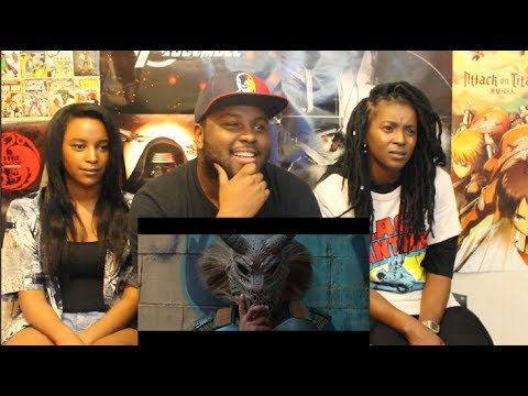 Black Panther Teaser Trailer REACTION + THOUGHTS!!!