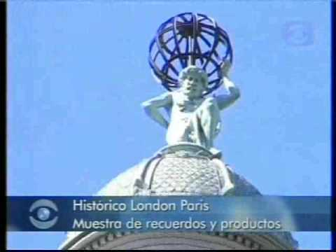 Muestra London Paris 2008 - Canal 10