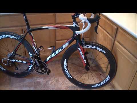 Repeat Fuji Gran Fondo vs  Fuji Altamira Bike Comparison